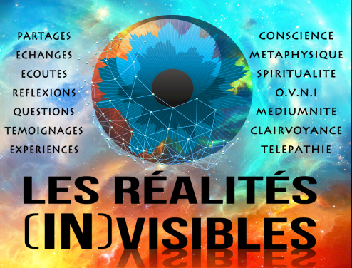 affiche le s realites invisibles